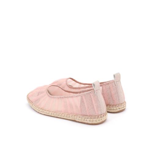 S/S 2021春夏 女士休闲鞋 01958W 粉红色