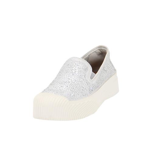 S/S 2020秋冬 女士休闲鞋 65079W 银色