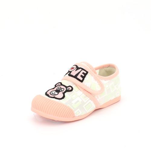S/S 2021春夏 儿童休闲鞋 63211C 粉红色