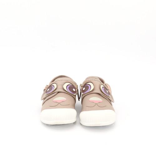 S/S 2021春夏 儿童休闲鞋 63212C 卡其色