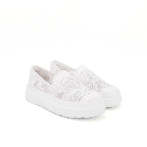 S/S 2021春夏 女士休闲鞋 82183W 白色