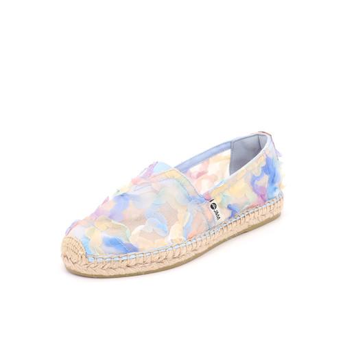 S/S 2021春夏 女士休闲鞋 01966W 浅蓝色