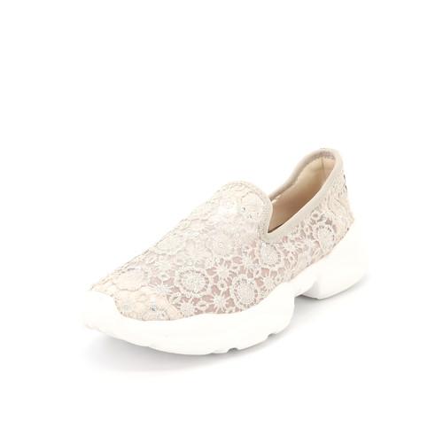 S/S 2021春夏 女士休闲鞋 76136W 银色