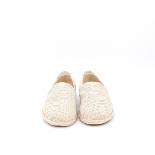S/S 2021春夏 男士休闲鞋 62233M 米白色