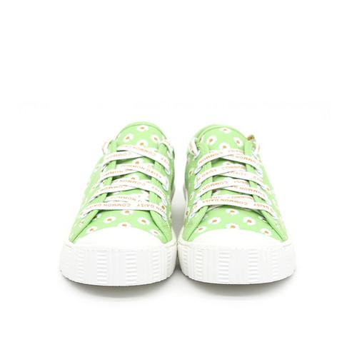 S/S 2020春夏 女士帆布休闲鞋 65075W 绿色