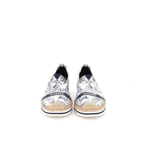S/S 2021春夏 女士休闲鞋 51353W 蓝色