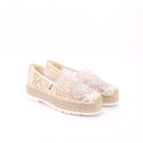 S/S 2021春夏 女士休闲鞋 02060W 粉红色