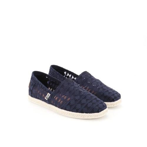 S/S 2021春夏 女士休闲鞋 62255W 深蓝色