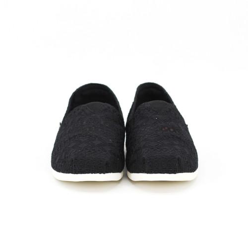 S/S 2020春夏 女士休闲鞋 62215W 黑色