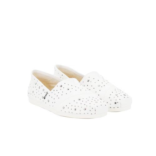 S/S 2020春夏 女士休闲鞋 62188W 白色