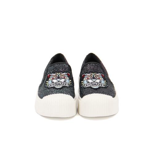 S/S 2020秋冬 女士休闲鞋 65073W 黑色