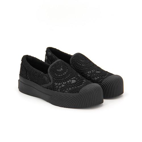 S/S 2020秋冬 女士休闲鞋 65071W 黑色