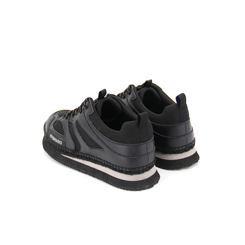 S/S 2020秋冬 男士休闲鞋 73077M 黑色