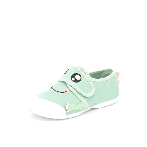 S/S 2021春夏 儿童休闲鞋 63216C 绿色