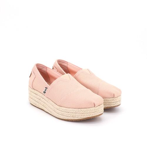 S/S 2021春夏 女士休闲鞋 86082W 粉红色
