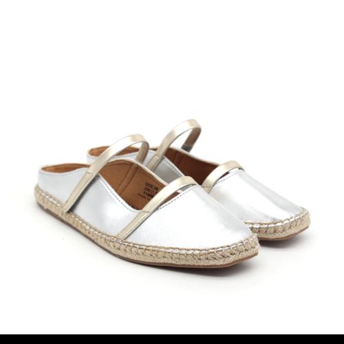 S/S 2020春夏 女士休闲凉拖鞋 01896W 银色