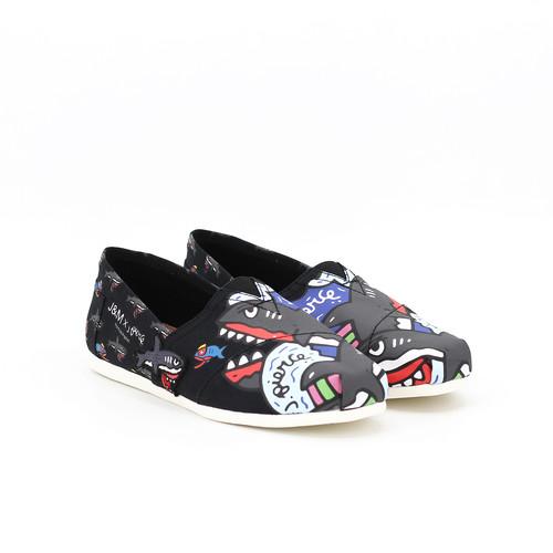 S/S 2020春夏 女士休闲鞋 62192W 黑色