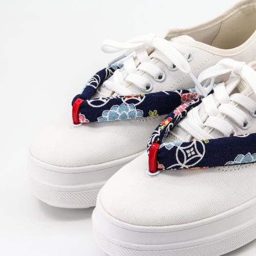 Kyoto木屐帆布鞋 WAGARA系列(非夹脚)牡 82128M