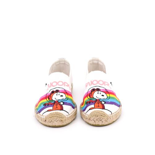 S/S 2021春夏 女士休闲鞋 01960W 白色