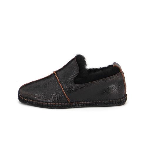 S/S 2020秋冬 女士休闲鞋 01921W 黑色