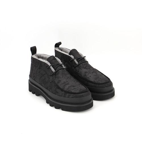S/S 2020秋冬 男士休闲鞋 92060M 黑色