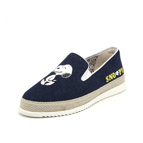 S/S 2020春夏 男士史努比联名款休闲鞋 72155M 深蓝色