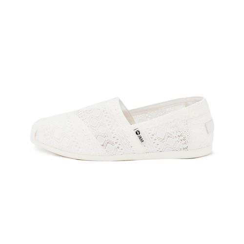 S/S 2020春夏 女士休闲鞋 62215W 白色