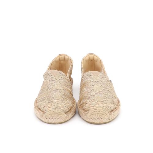 S/S 2021春夏 女士休闲鞋 01961W 金色