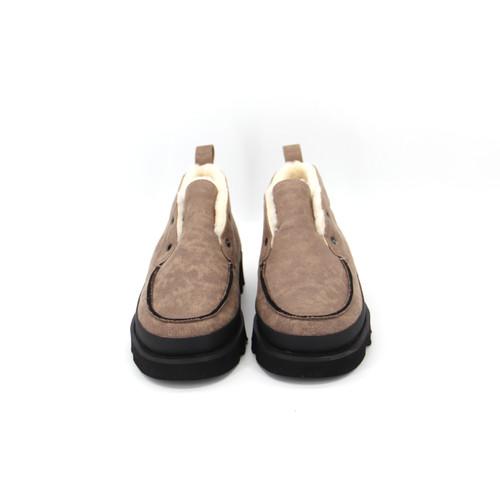 S/S 2020秋冬 男士休闲鞋 92060M 棕色