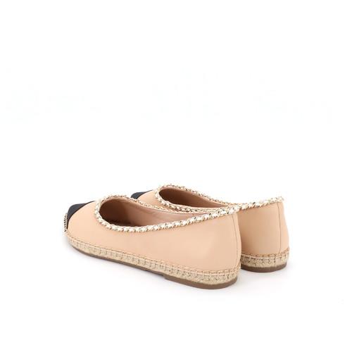S/S 2021春夏 女士休闲鞋 01977W 杏色