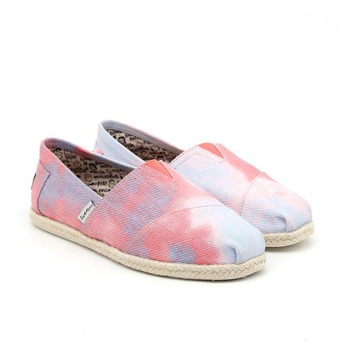S/S 2020春夏 女士休闲鞋 62221W 粉红色