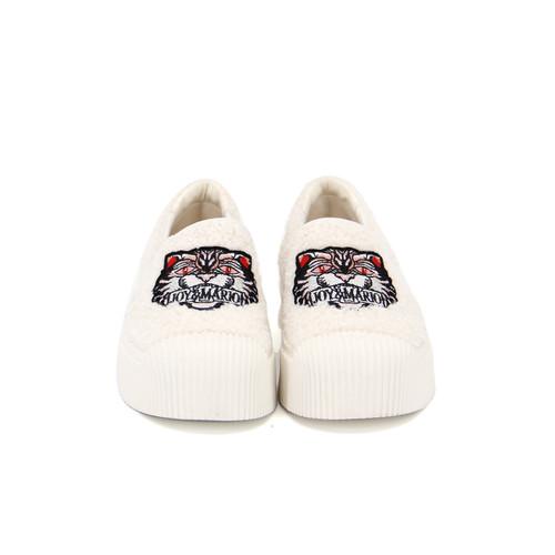 S/S 2020秋冬 女士休闲鞋 01926W 米白色