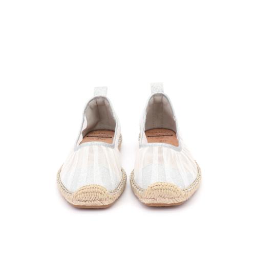 S/S 2021春夏 女士休闲鞋 01958W 银色
