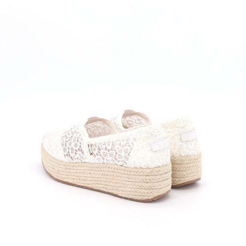 S/S 2021春夏 女士休闲鞋 86081W 白色