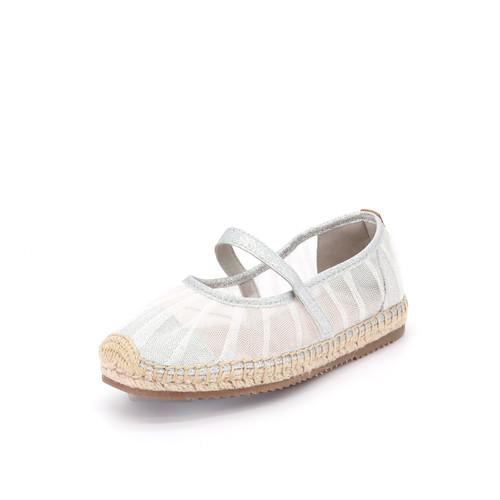 S/S 2021春夏 女士休闲鞋 01958C 银色