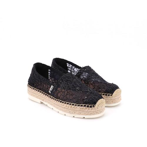 S/S 2021春夏 女士休闲鞋 02061W 黑色