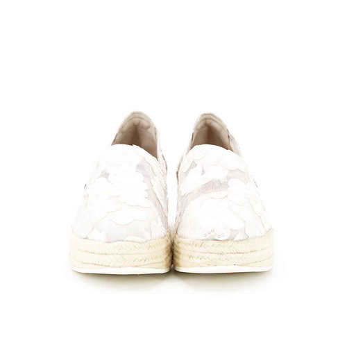 S/S 2020春夏 女士休闲鞋 86069W 米色