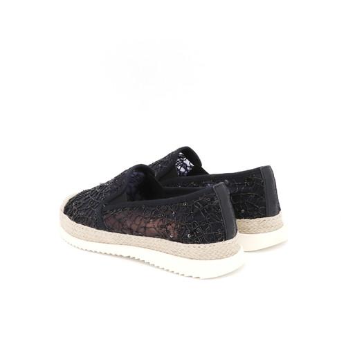 S/S 2021春夏 女士休闲鞋 72159W 黑色