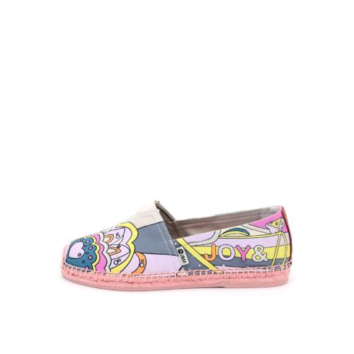 S/S 2021春夏 女士休闲鞋 01959W 粉红色