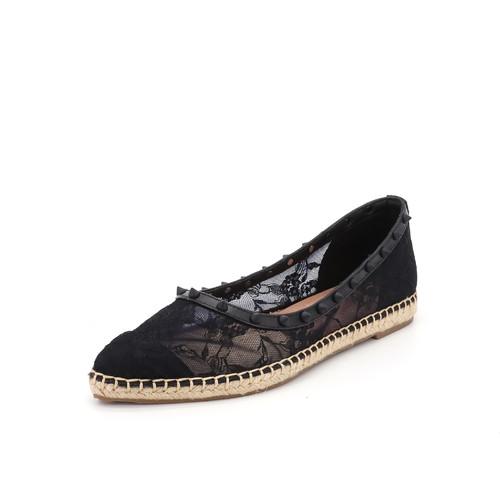 S/S 2021春夏 女士休闲鞋 01939W 黑色