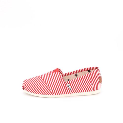 S/S 2021春夏 女士休闲鞋 62235W 红色