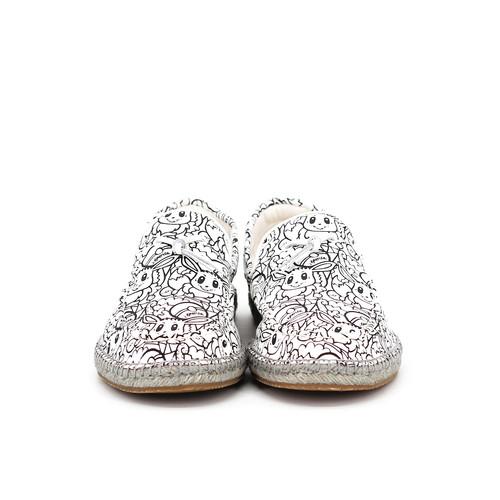 S/S 2020春夏 男士休闲鞋 01872M 白色