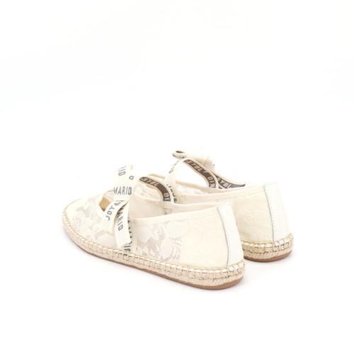 S/S 2021春夏 女士休闲鞋 01972W 米白色