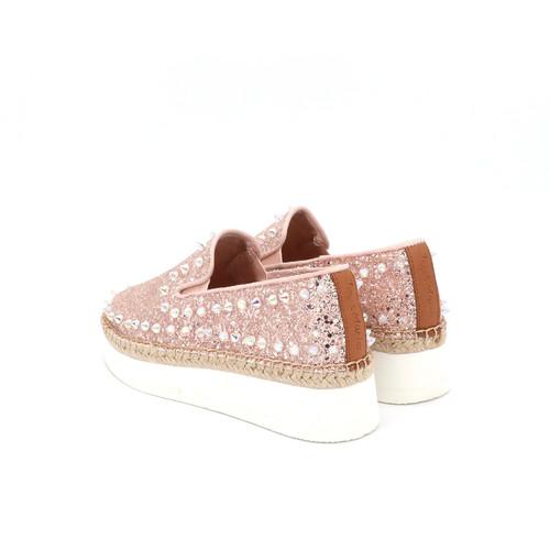 S/S 2021春夏 女士休闲鞋 75028W 粉红色