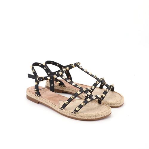 S/S 2021春夏 女士休闲鞋 01973W 黑色
