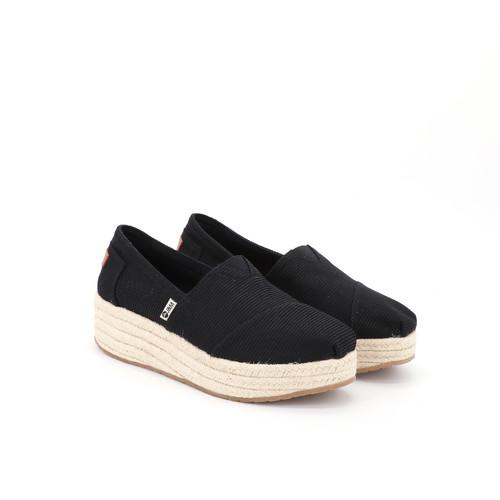 S/S 2021春夏 女士休闲鞋 86081W 黑色