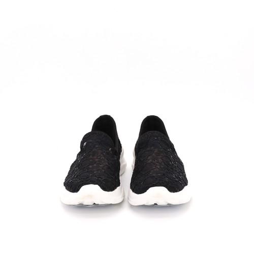 S/S 2021春夏 女士休闲鞋 76136W 黑色