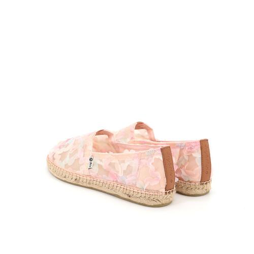 S/S 2021春夏 女士休闲鞋 01966W 粉红色