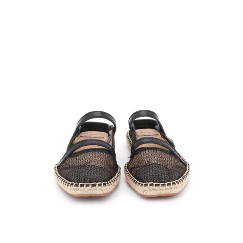 S/S 2021春夏 女士休闲鞋 01936W 黑色