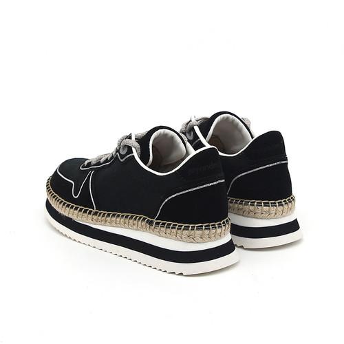 S/S 2020春夏 女士运动休闲鞋 73075W 黑色